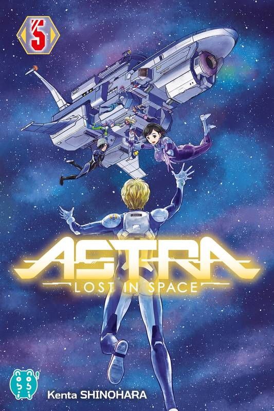 5, Astra - Lost in space T05