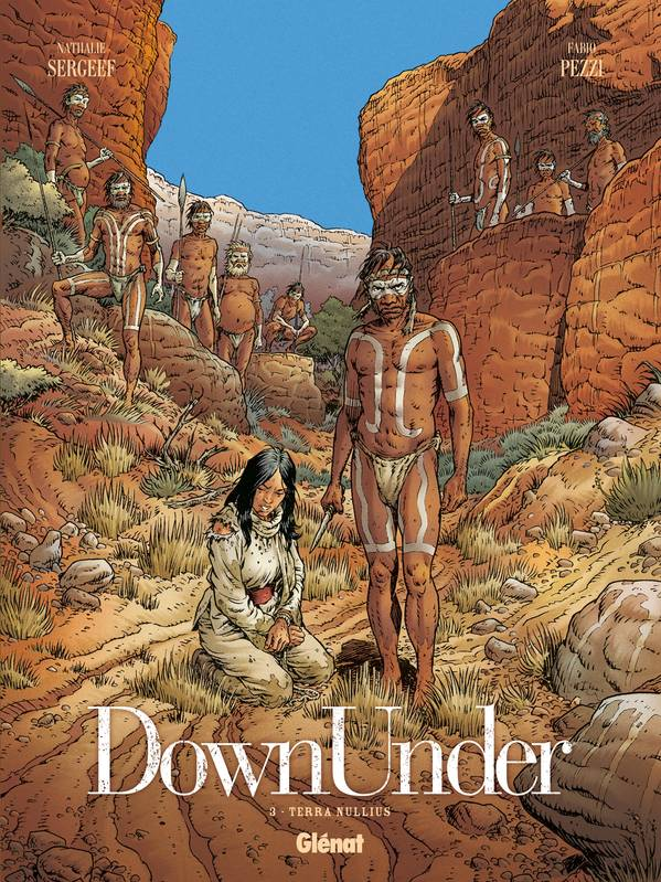Down Under - Tome 03, Terra Nullius