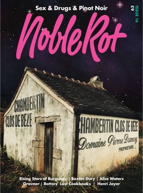 Revue Noble Rot issue 16, Generation Burgundy