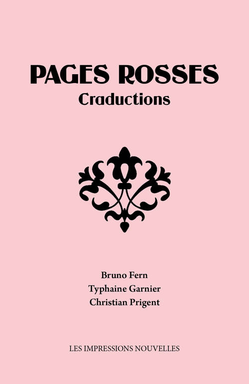 Pages rosses / craductions