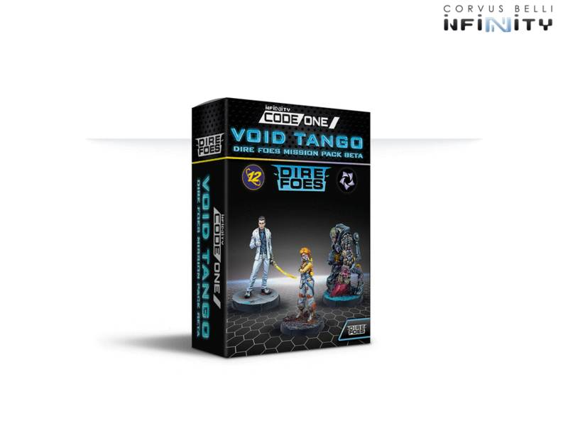 Code One - Dire Foes Mission Pack Beta : Void Tango