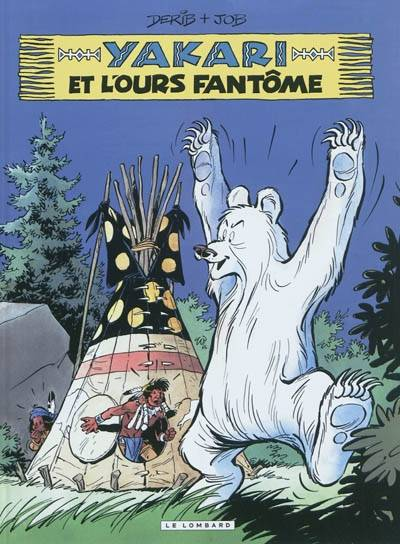 24, 24/YAKARI ET L'OURS FANTOME