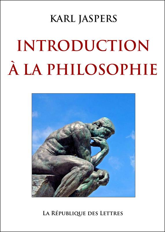 Introduction à la philosophie