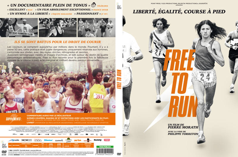 Free To Run - Dvd
