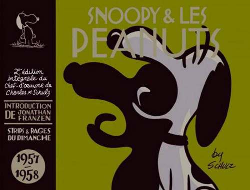 Snoopy & les Peanuts, [Tome 4], 1957-1958, SNOOPY (INTEGRALE) - SNOOPY - INTEGRALES - SNOOPY ET LES PEANUTS - INTEGRALE - TOME 4 (1957-1958)