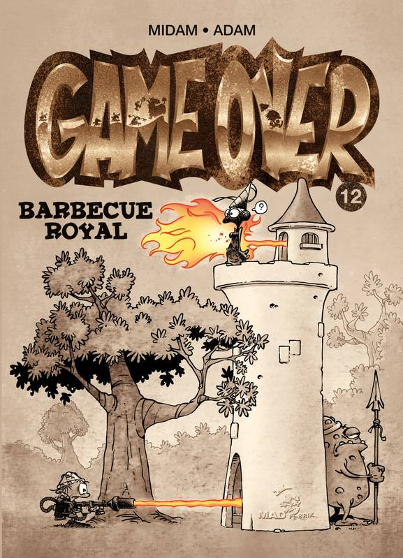 Game over / Barbecue royal, Barbecue royal