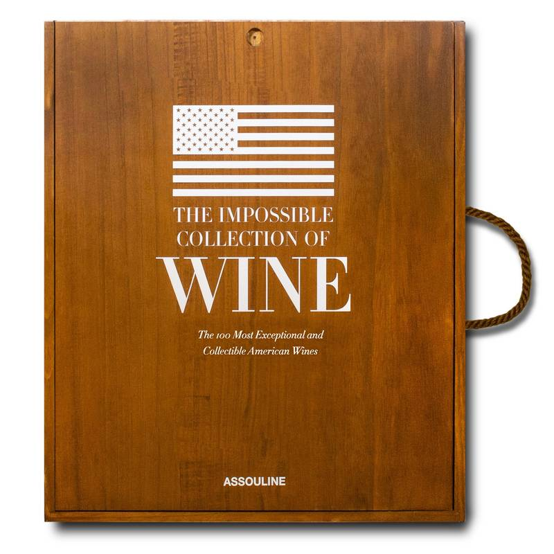 The Impossible Collection of American Wine (Anglais)