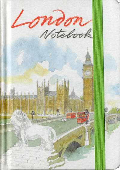 Notebook Londres