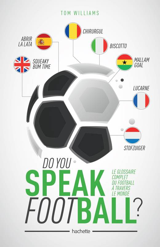 Do you speak Football ?, Le glossaire complet du football à travers le monde