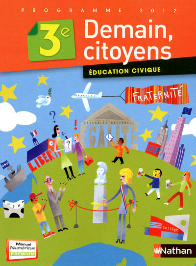 Education civique 3e / demain, citoyen, éducation civique, 3e