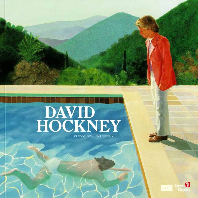 David Hockney,  Album de l'exposition, Paris, Centre Pompidou, du 21 juin au 23 octobre 2017