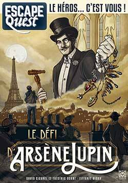 Escape Quest T04, Le Secret d'Arsène Lupin