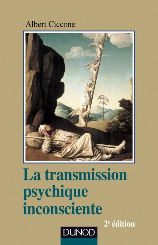 La transmission psychique inconsciente - 2e ed., Identification projective et fantasme de transmission