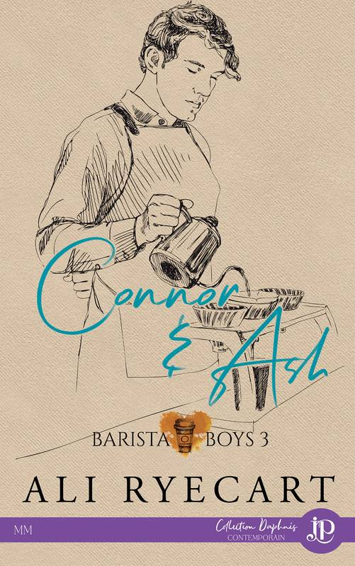 Connor & Ash, Barista Boys #3