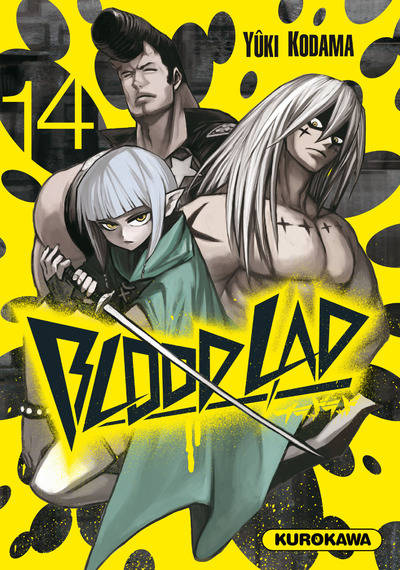 14, Blood Lad - tome 14