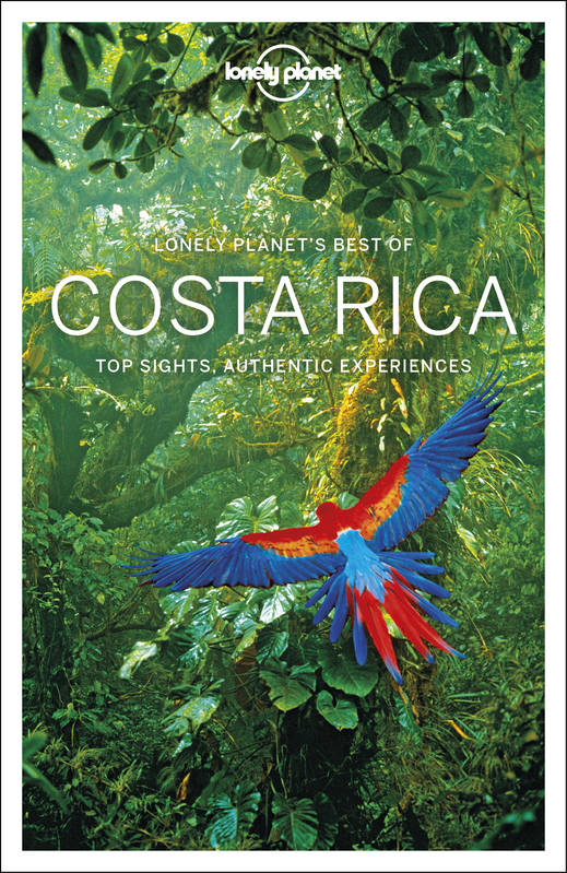 Best of Costa Rica - 2ed - Anglais