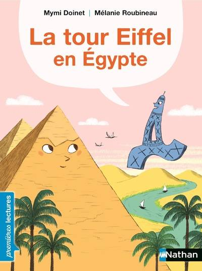 livre la tour eiffel en egypte doinet mymi nathan nathan poche 9782092571217 athenaeum de. Black Bedroom Furniture Sets. Home Design Ideas