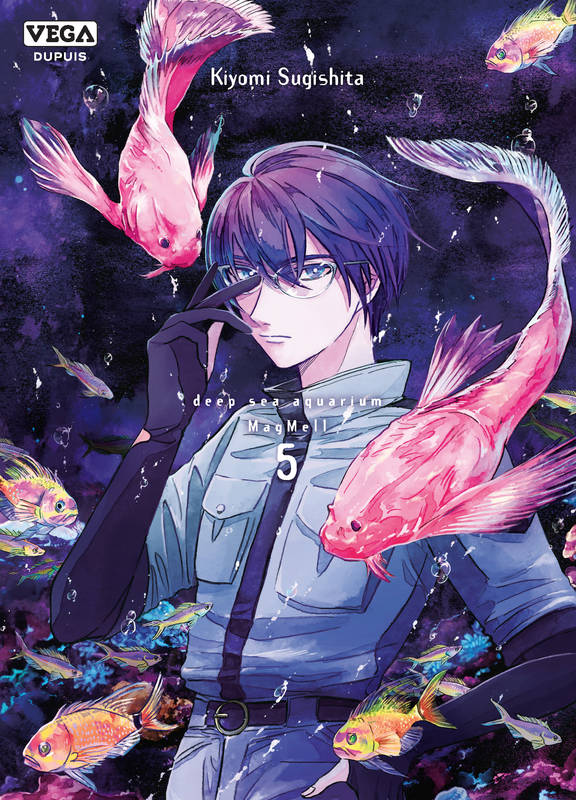 Deep sea aquarium Magmell - Tome 5
