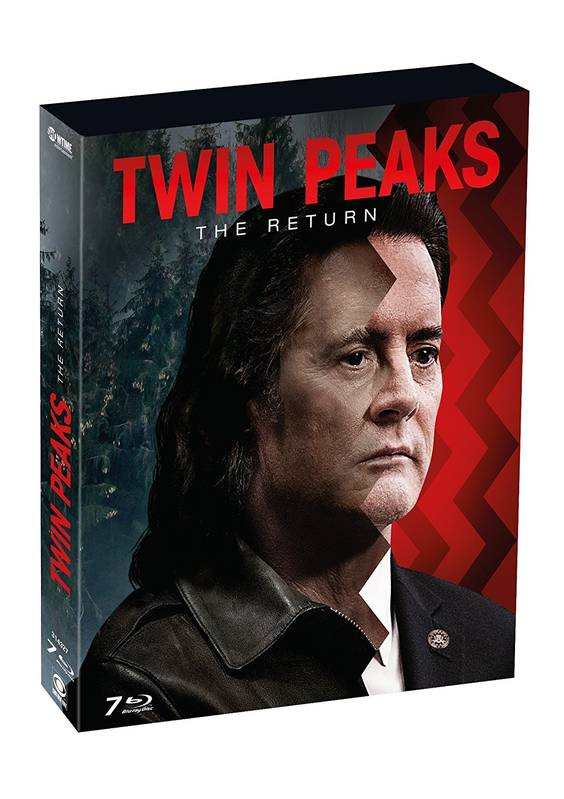 BLRA / Twin Peaks the return