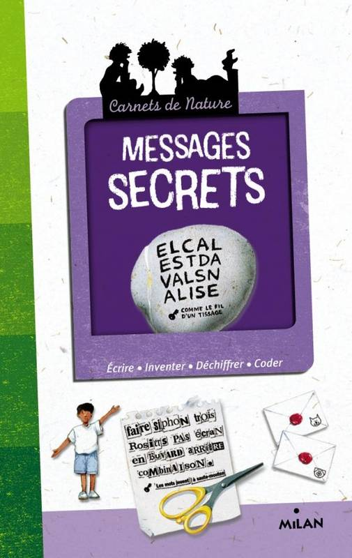 Messages secrets NE