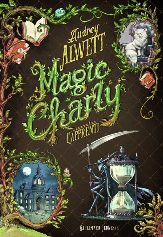 Magic Charly tome 1, L'apprenti