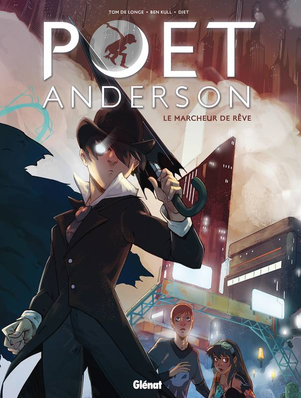 Poet Anderson, The Dream Walker