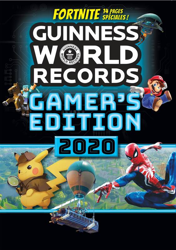 Guinness world records / Guinness world records : gamer's edition 2020 : Fortnite spécial