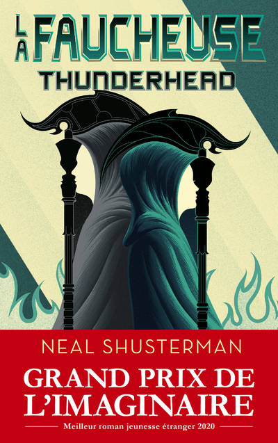 LA FAUCHEUSE - TOME 2 THUNDERHEAD - VOL02