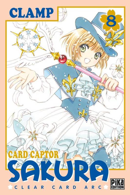 8, Card Captor Sakura, Clear card arc