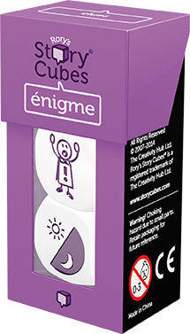 STORY CUBES ENIGME