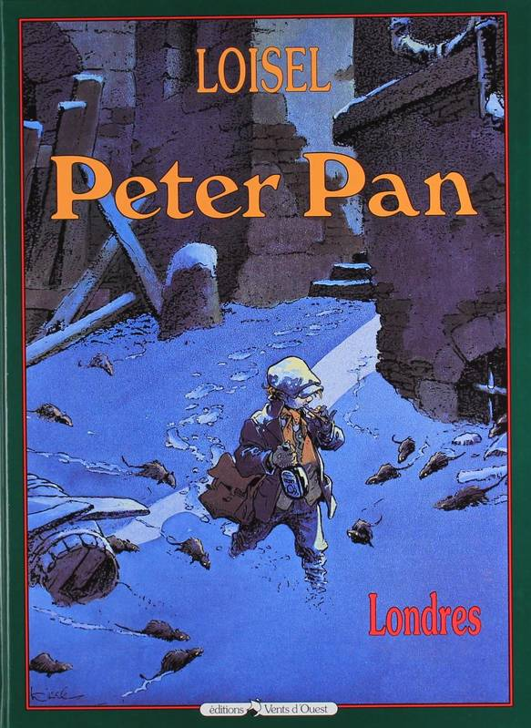 PETER PAN - TOME 1 : LONDRES, Volume 1, Londres