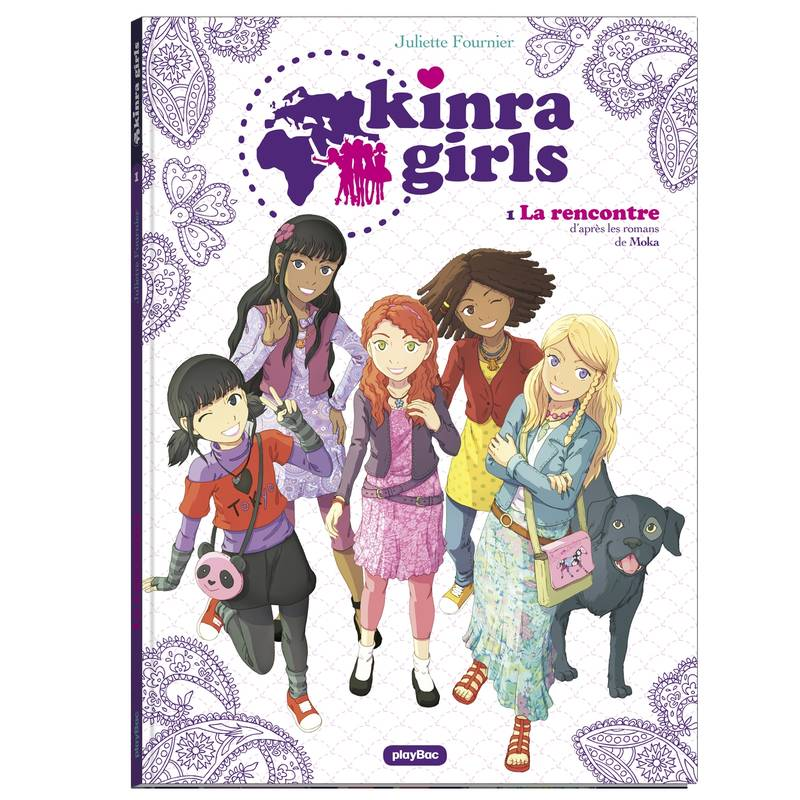 1, Kinra girls / La rencontre des Kinra girls
