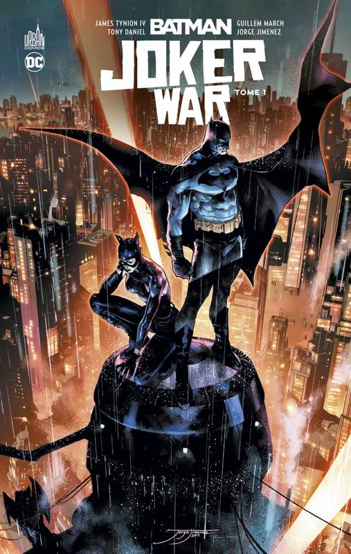 Batman Joker war