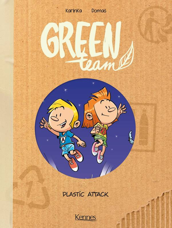 2, Green Team T02, Plastic Attack