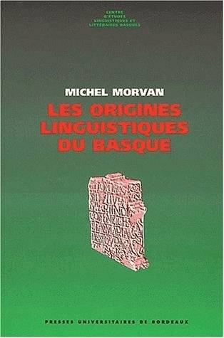 Les origines linguistiques du basque