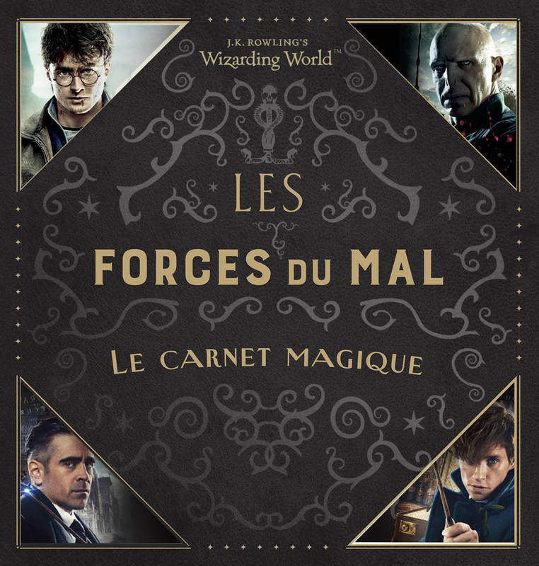 J.K. Rowling's Wizarding World : Les Forces du Mal, Le carnet magique