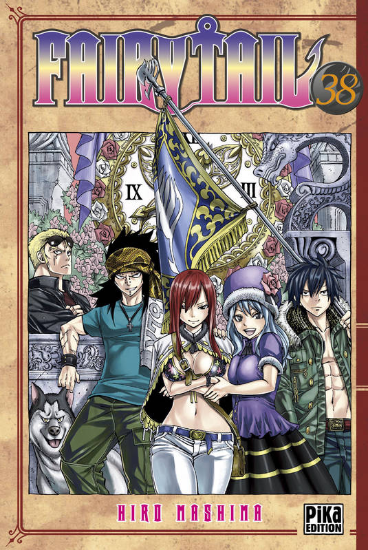 38, Fairy Tail