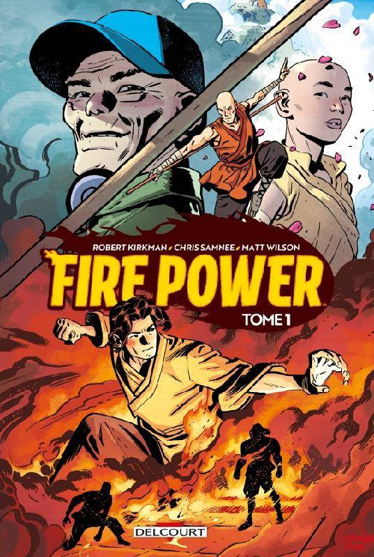 Fire Power T01