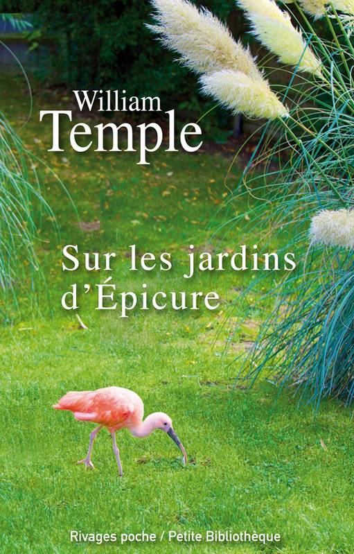 livre le jardin d 39 epicure william temple rivages petite biblioth que 9782743622367. Black Bedroom Furniture Sets. Home Design Ideas