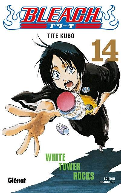 14, Bleach, White tower rocks