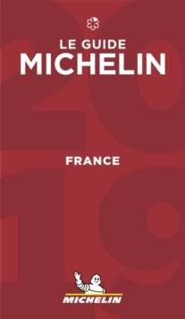 France, le guide Michelin 2019