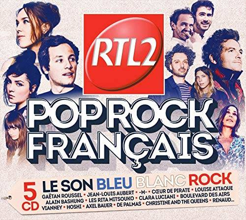 Rtl 2 Pop Rock Francais