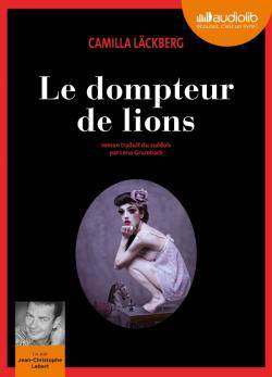 Le Dompteur de lions, LIVRE AUDIO 2CD MP3