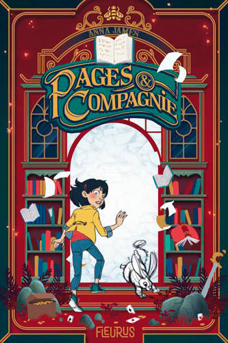 PAGES & COMPAGNIE - TOME 1