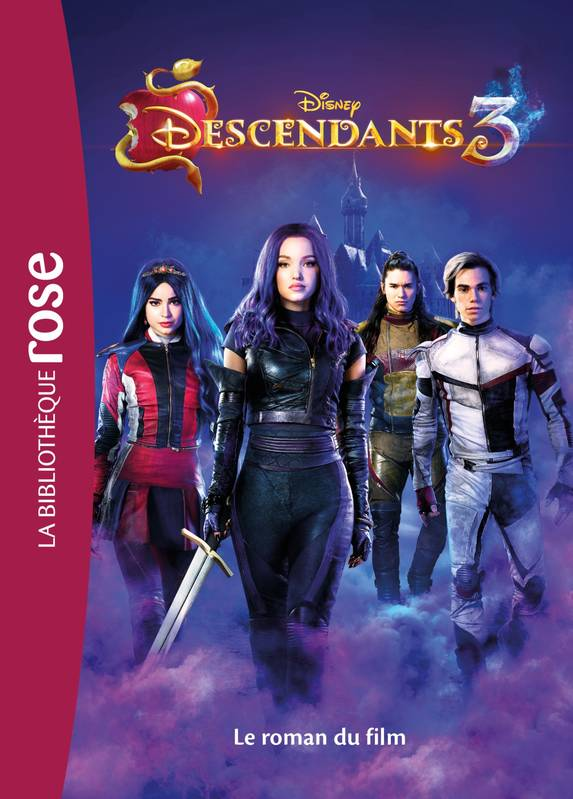 Descendants 3 / le roman du film