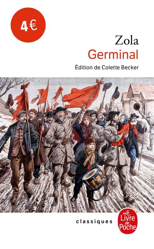 Germinal, Les Rougon-Macquart - 13