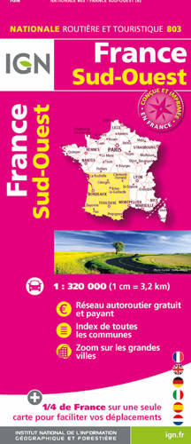 803, 1M803 France Sud-Ouest