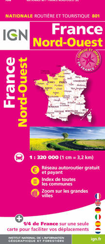 801, 1M801 France Nord-Ouest