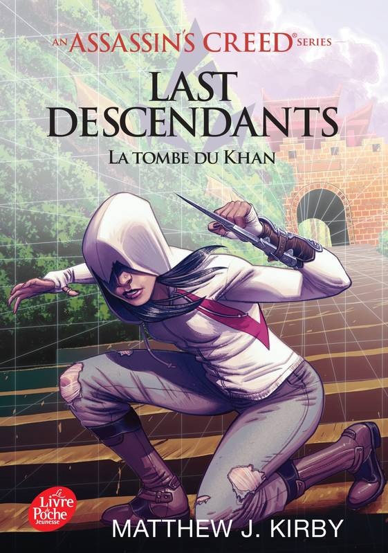 Livre Assassin S Creed Tome 2 La Tombe Du Khan Matthew