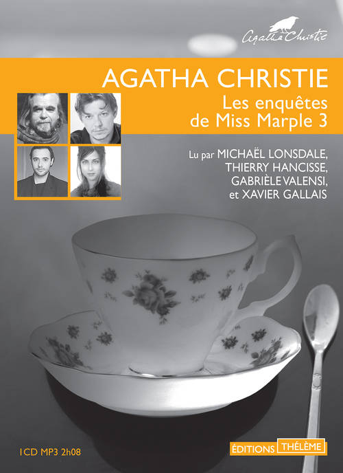 Les enquetes de Miss Marple vol 3